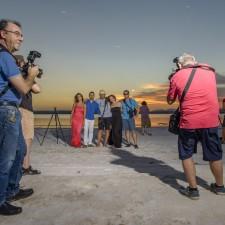 Fotógrafos y modelos