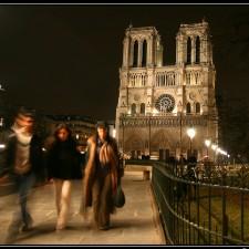 Catedral de Notre Dame por Emilio