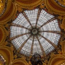 Galerías Lafayette (París) por Emilio