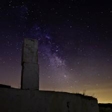 Lo que se vio de la Vía Láctea por Emilio