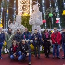 APE en la Navidad de Murcia (sin flash)