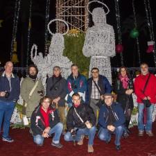 APE en la Navidad de Murcia (con flash)
