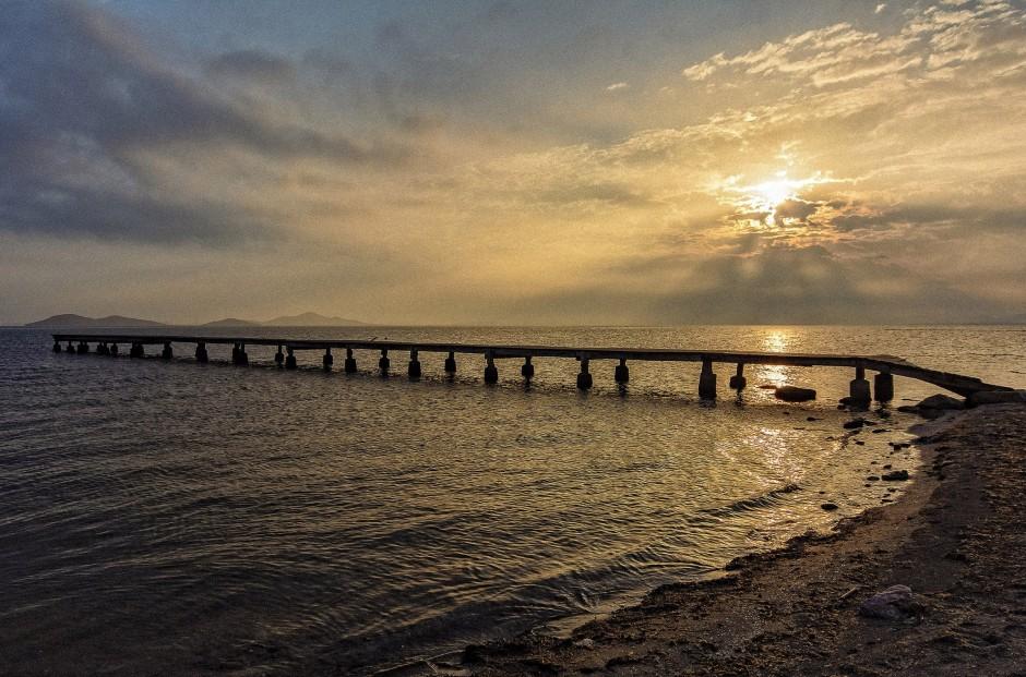 1º amanecer en Mar Menorf