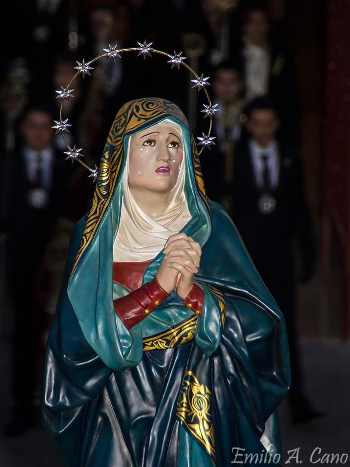 Cartel Semana Santa de Alcantarilla 2014 por Emilio