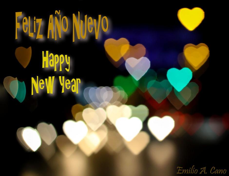 Feliz 2015 por Emilio