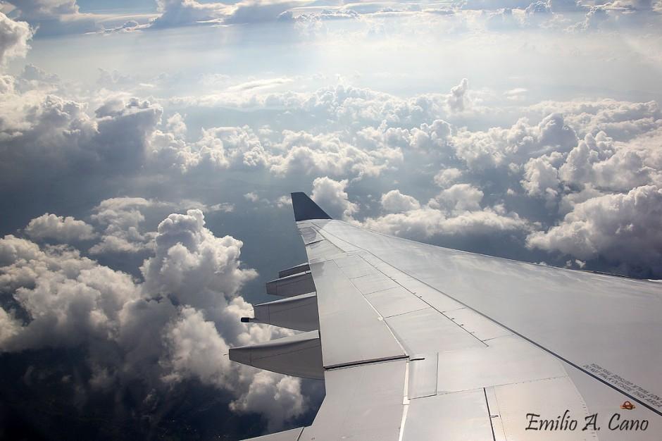 Nubes colombianas por Emilio