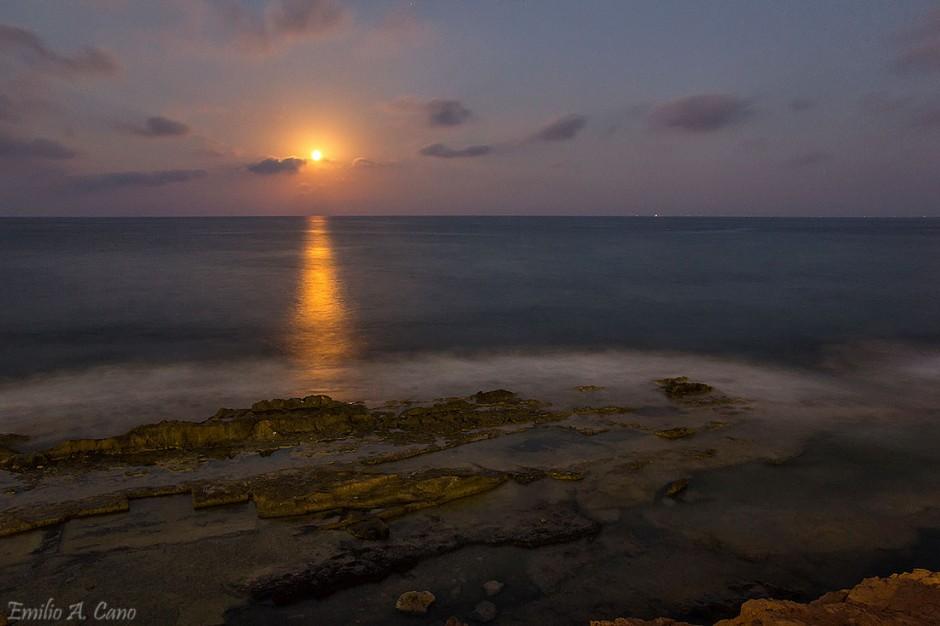 La Luna de agosto