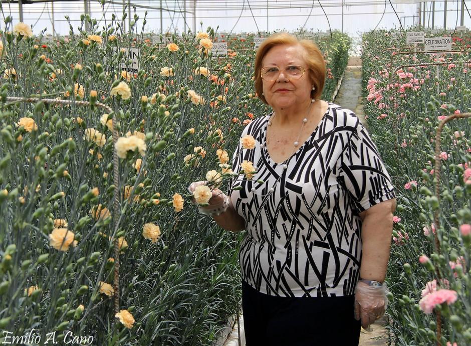 Juana Vicente por Emilio