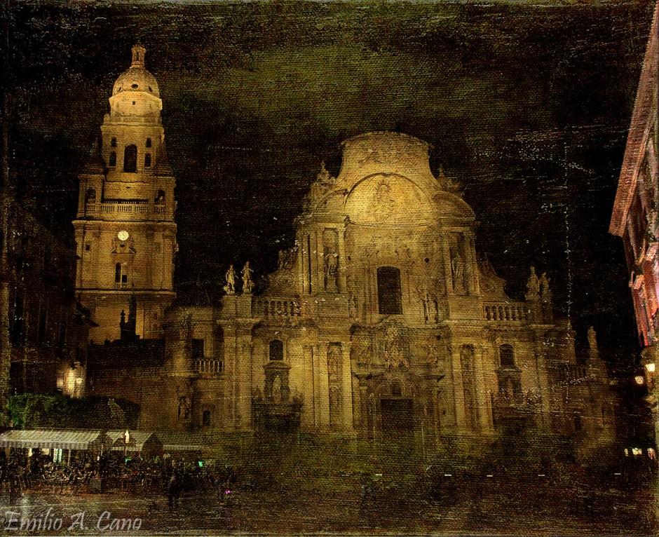 Catedral de Murcia por Emilio